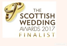 Award winning wedding and event decorator Scotland nominee Lily Special Events
