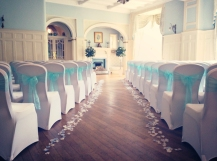 Ceremony - Solsgirth House, Lily Special Events