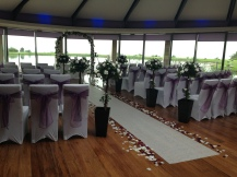 The Vu Wedding, Lily Special Events