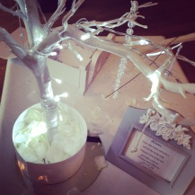 Wishing tree for hire Glasgow, Lanarkshire, Perthshire all of Central Scotland