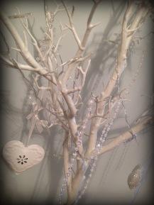 Wishing tree by Lily Special Events, wedding venue decor Scotland Glasgow