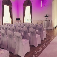 Pale silver ceremony, Campbeltown, Lily Special Events