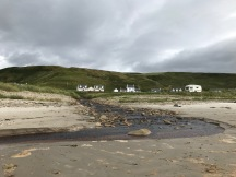 Views from Kintyre, beach, Lily Special Events3
