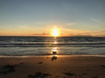 Views from Kintyre, sunset, Lily Special Events