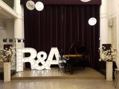 Led Letters, Initials, Lily Special Events