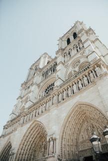Paris proposal, notre dam