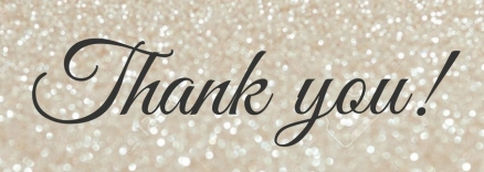 Thank you from Lily Special Events