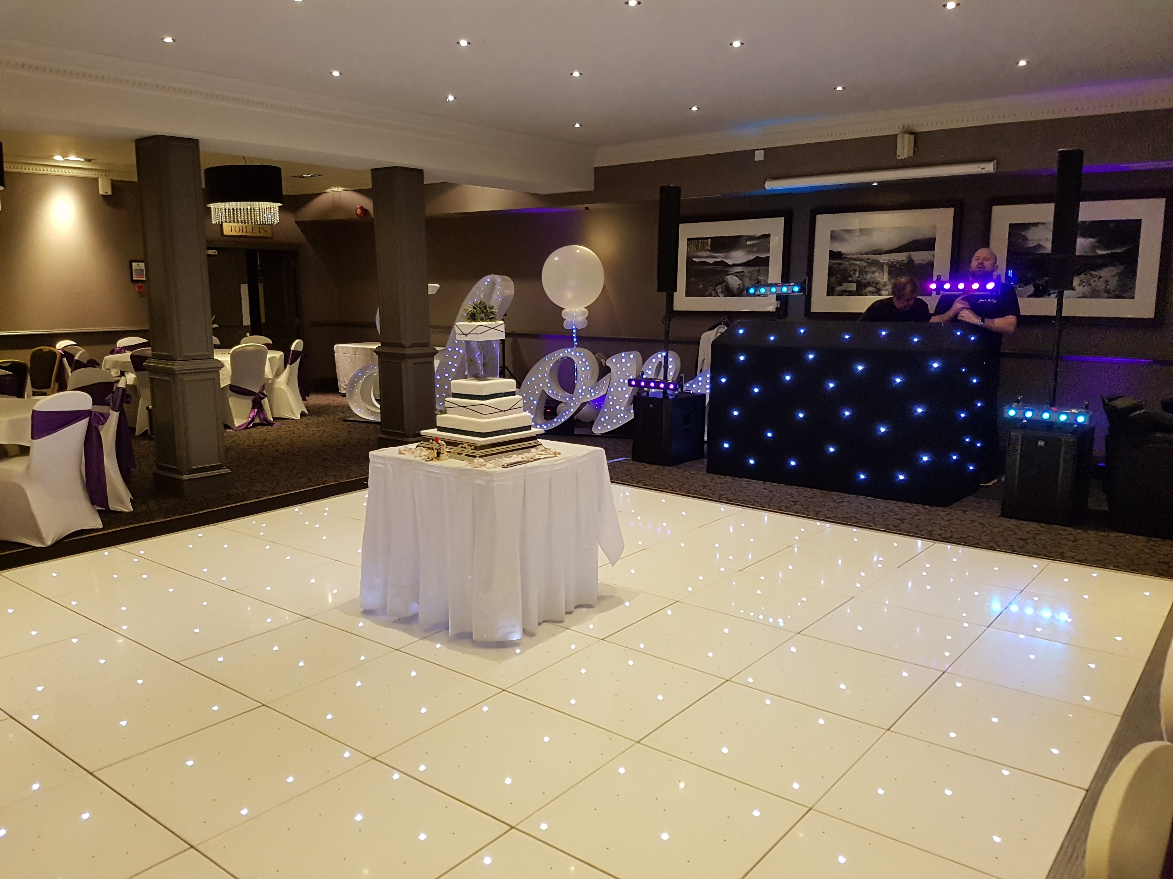 White Led dancefloor, Lily Special Events.jpg